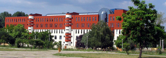 Library of the University Politehnica of  Bucharest